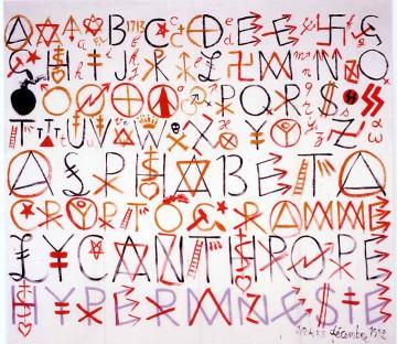Alphabet villegle