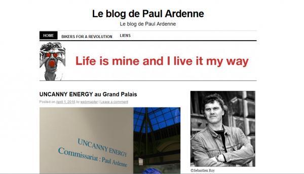 Ardenne paul blog
