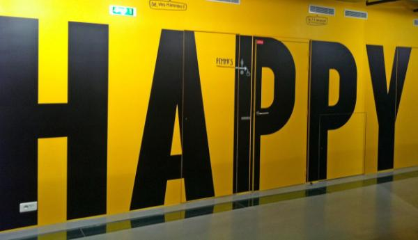 The happy show stefan sagmeister
